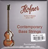 Hofner KH-HCT1133R バイオリンベース専用弦(ラウンド弦)