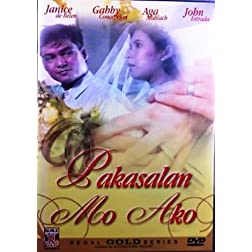 Pakasalan mo Ako - Philippines Filipino Tagalog DVD Movie