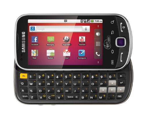 Samsung Intercept Prepaid Android Phone (Virgin
