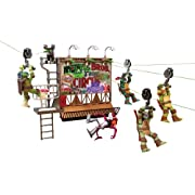 Teenage Mutant Ninja Turtles Z-Line Billboard Breakout Deluxe Playset