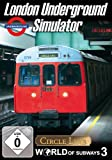 U-Bahn Simulator Vol.3 London Undergr.-World of S. (PC)