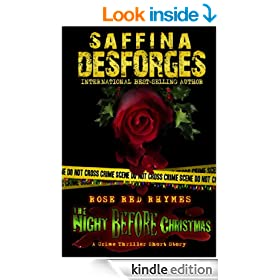 The Night Before Christmas (Rose Red Rhymes #2) (A DCI Cass Rose thriller short)