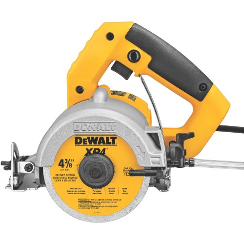 DEWALT DWC860W 4-3/8-Inch Wet/Dry Masonry Saw (Tile Cutter Wet compare prices)