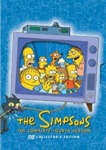 The Simpsons: The Complete Fourth Season by 20th Century Fox