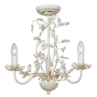 Cream light chandelier