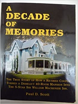 A Decade Of Memories The True Story Of How A Retired Couple Turned A Derelict 40 Romm Mansion