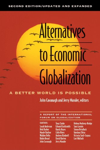 Alternatives to Economic Globalization: A Better World Is...