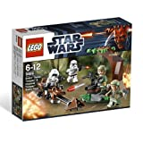 Endor Rebel Trooper and Imperial Trooper Battle Pack LEGO® Star Wars Set 9489