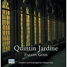 Fallen Gods Audiobook by Quintin Jardine Narrated by James Bryce