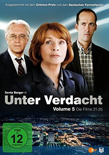Unter Verdacht, Volume 5 [3 DVDs]