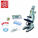 EDU Science MS007 Microscope Set with Light and Projector