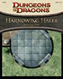 Harrowing Halls - Dungeon Tiles: A D&D Accessory (4th Edition D&D)