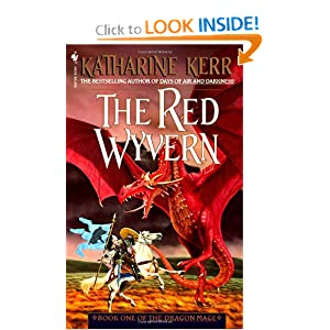The Red Wyvern (Dragon Mage, Book 1) by Katharine Kerr