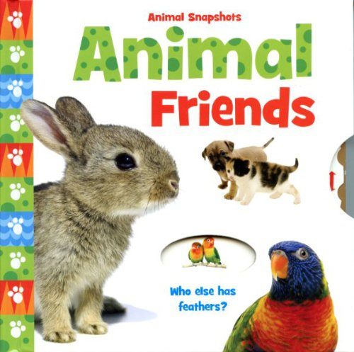 Animal Friends (Animal Snapshots)