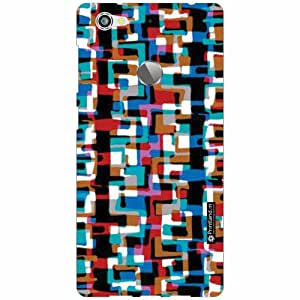 Letv Le 1s Back Cover- Silicon Abstract Art Designer Cases