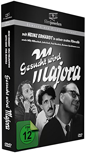 Heinz Erhardt: Gesucht wird Majora (Filmjuwelen)