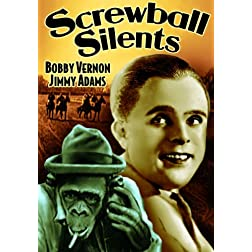 Screwball Silents - An Overall Hero (1920)/Nerve Tonic (1924)/Splash Yourself(1927)