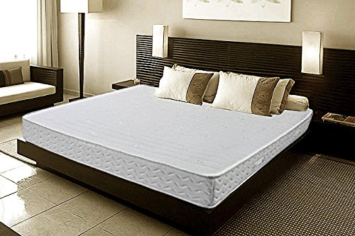 Why Should You Buy Merax® 8 Inch Breathable Independent Spring Bed Mattress Two Sides Available for...