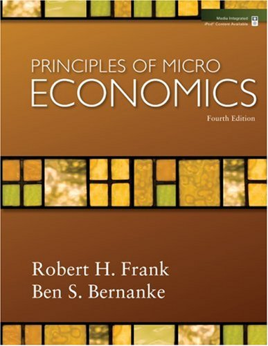 Principles of Microeconomics (The McGraw-Hill Series in...