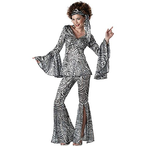 Foxy Lady Disco Adult Costume