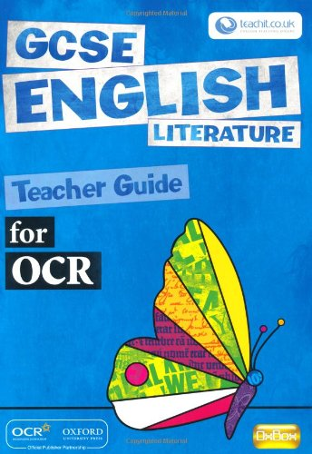 ocr english literature coursework guidance booklet Ocr gcse english literature student book  the 2015 ocr gcse english literature  of all abilities for each component of the gcse course.