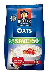 Quaker Oats - 1.5kg