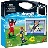 PLAYMOBIL Soccer Carrying Case Playset