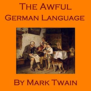 The Awful German Language Hörbuch