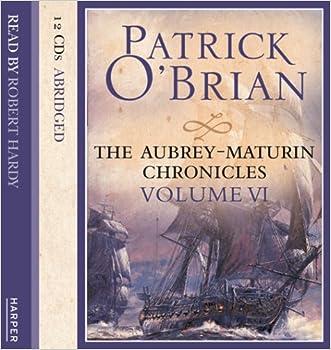 The Wine-dark Sea/ The Commodore / The Yellow Admiral (The Aubrey-Maturin Chronicles)