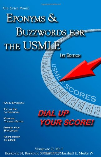The Extra Point: Eponyms & Buzzwords For Usmle