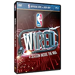 WIRED: A Season Inside the NBA [DVD/BR Combo]
