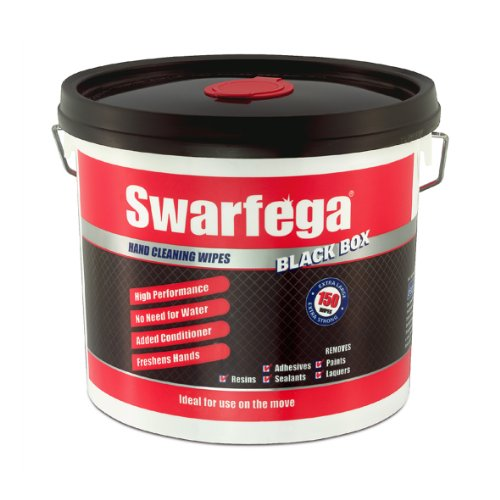 Swarfega Trade Wipes for Paints and Resins