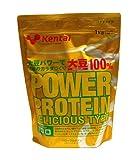 健康体力研究所 パワープロテイン デリシャスタイプ バナナ風味 1kg