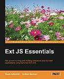 img - for Ext JS Essentials book / textbook / text book