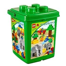 レゴ デュプロのバケツ