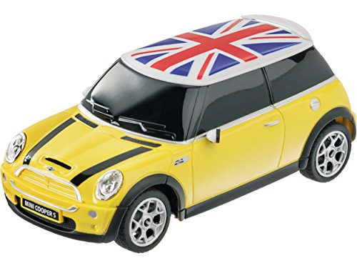 Mondo Motors - 63186 - Véhicule Miniature - Mini Cooper S R/C - Echelle 1:24 карликовое дерево mondo grass ophiopogon japonicus 1000 mondo ophiopogon japonicus no 002
