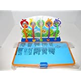 Learning Colors, Shapes, And Numbers Magnet And Sliding Play Set