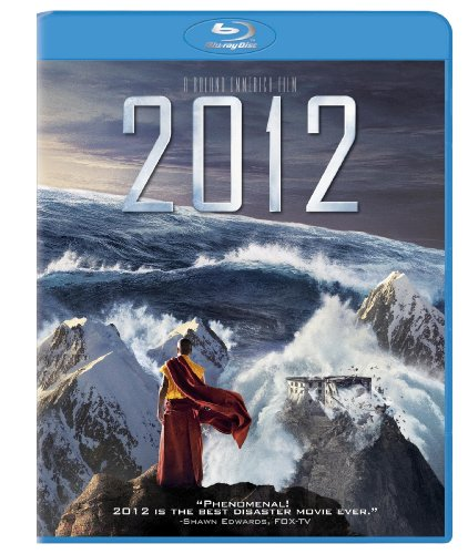 Cover art for  2012 (Single Disc Version)  [Blu-ray]