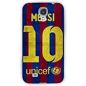 EYP Barcelona Messi Back Cover Case for Samsung S4