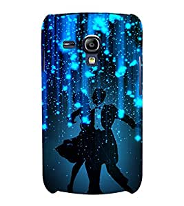 Club Dance 3D Hard Polycarbonate Designer Back Case Cover for Samsung Galaxy S3 Mini :: Samsung Galaxy S3 Mini i8190
