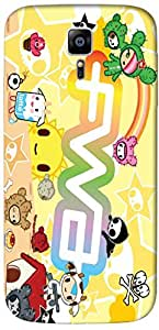Timpax Protective Armour Case Cover lightweight construction easily slides in and out of pockets. Multicolour Printed Design : Tiny toons .Specifically Design For : Samsung Galaxy S6