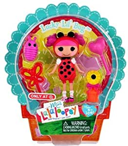 Amazon.com: Mini Lalaloopsy Lucky Lil Bug 2013 Easter: Toys & Games