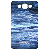 Abstract Wavy Light Back Cover Case for Samsung Galaxy S3 / SIII / I9300