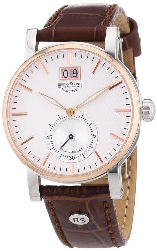 Bruno Söhnle Men's Quartz Watch Briosa 17-63144-241 with Leather Strap