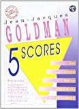 Goldman Jean-Jacques 5 Scores Volume 2 Book