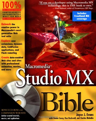 Macromedia Studio Mx Bible