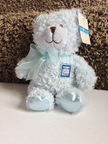 2010 Kids Preferred My First Teddy Bear in Blue.