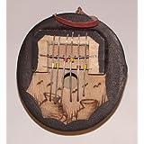 African Gourd Thumb Piano, Kalimba ~ carousel publications