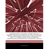 Articles on Mondercange, Including: Hubert Loutsch, Norbert Haupert, Luxembourg Football Federation, Bergem, Pontpierre...