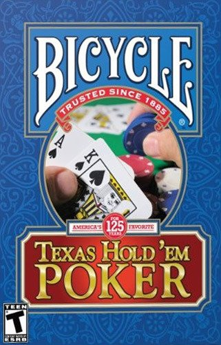"Bicycle Texas Hold"" Em - 125th Anniversary Edition"